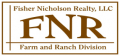 Fisher Nicholson Realty, LLC - Farm and Ranch Division